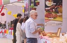 Hanoi's centre turns into Italian square