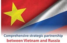 Vietnam - Russia comprehensive strategic partnership