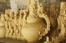 Artisans preserve handicraft villages