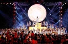 "Animated world excites Vietnamese children at ""Autumn Night"""