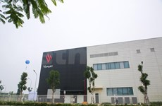 New VinSmart's factory in Hanoi