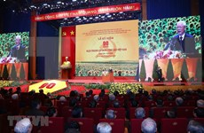Meeting celebrates Party's 90th founding anniversary