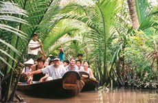 Mekong Delta sees fall in tourist arrivals