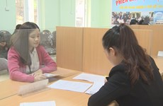 Lao Cai implements employment policies for ethnic people