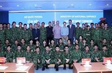 Defence ministry launches Level-2 Field Hospital No. 3