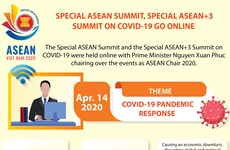 Special ASEAN Summit, Special ASEAN+3 Summit on COVID-19