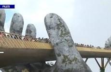 Da Nang's Golden Bridge listed amongst world's most stunning bridges