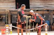 Praying for rain - unique ritual of Jrai people