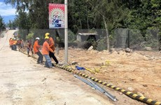 Nhon Chau islanders eager to join national grid