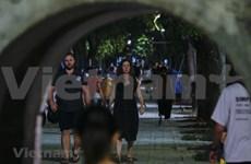 Hoan Kiem pedestrian streets reopen