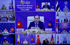 ASEAN 2020: ASEAN Senior Officials' Preparatory Meeting held online