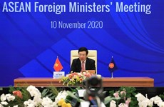 ASEAN 2020: Foreign Ministers meet ahead of 37th Summit