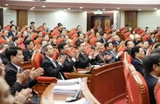 People happy for outcomes of Party Central Committee's 14th session