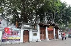 Hanoi's relic sites shut down amid Covid-19 outbreak