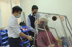 Sci-tech strengthens Vietnam's shield against pandemic