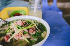 Vietnam beef noodle soup among world's 20 best: CNN