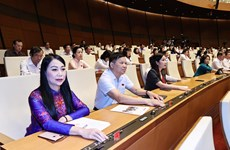 National Assembly committees have new chairpersons