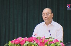 State leader meets voters in Ho Chi Minh City