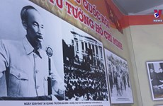 Exhibition on NA election opens in Hai Duong