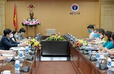 UNICEF commits support for Vietnam's rapid access to Covid-19 vaccines