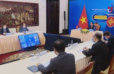 54th ASEAN Foreign Ministers' Meeting opens