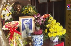 Visiting Le Thuy to commemorate legendary General Vo Nguyen Giap