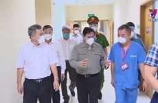 PM asks Binh Duong to quickly conduct COVID-19 testing for residents