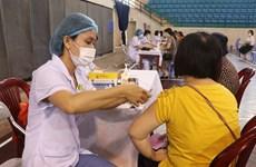 Hai Phong conducts mass vaccination drive