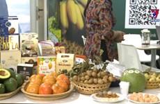 Vietnamese farm produce introduced in Italy