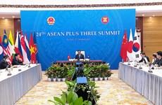 PM proposes establishment of regional social security network