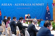 ASEAN, Australia agree to lift relations to new height