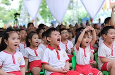 High rate of overweight and obese primary students in Vietnam: study