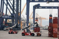 Foreign trade turnover expected to rise 1 percent with customs bond