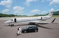 First ultra-premium private aircraft experience to Con Dao island