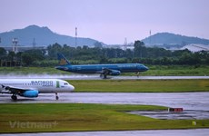 Vietnam gears up to resume int'l flights