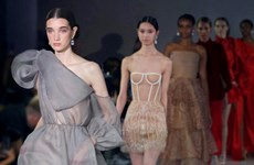 Vietnamese designer to dazzle world's fashion industry with upcycled collection