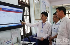 Bac Giang province gears towards digital government