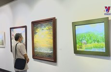Exhibition sends message on environmental protection