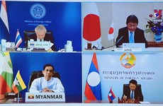 Japan's support to Mekong countries applauded