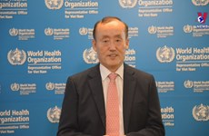 WHO commends Gov't highest commitment on vaccination