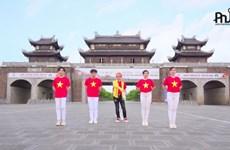 Korean sings Vietnamese in new music video