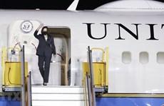 US Vice President begins Vietnam visit