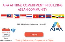AIPA affirms commitment in building ASEAN Community