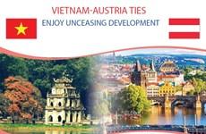 Vietnam, Austria enjoy unceasing development in bilateral ties