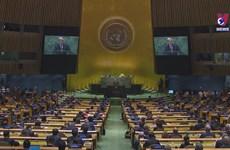Vietnam President attends UN general debate's opening session