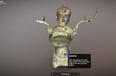 Vietnam National Museum of History launches 3D tour