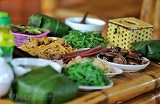 Culinary highs of Muong ethnics in Hoa Binh province