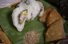 Banh Khuc – distinct flavor in Hanoi cuisine
