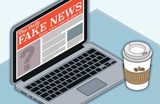Mainstream media holds important role in anti-fake news fight
