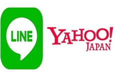 Asia's largest digital platform with 130 million users created by merging Naver Line and Yahoo Japan